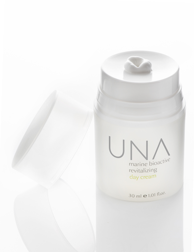 UNA Day cream jar